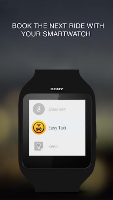 Easy - taxi, car, ridesharing screenshot 6