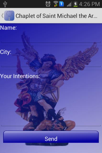 Novena to St Michael Archangel screenshot 4