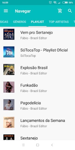 Free Music player - Whatlisten screenshot 4