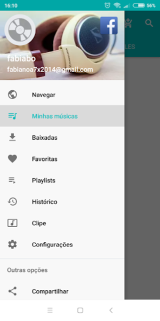 Free Music player - Whatlisten screenshot 6