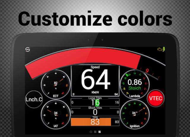 Hondata s300 dash logger-SDash screenshot 9