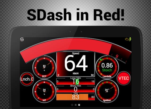 Hondata s300 dash logger-SDash screenshot 10