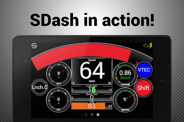 Hondata s300 dash logger-SDash screenshot 17