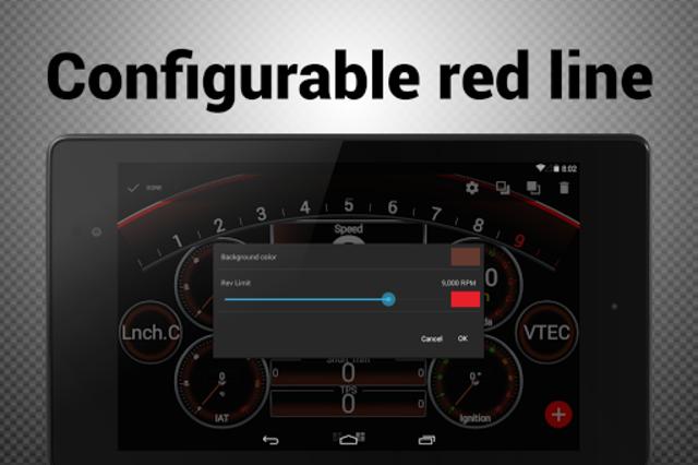 Hondata s300 dash logger-SDash screenshot 21