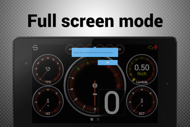 Hondata s300 dash logger-SDash screenshot 24
