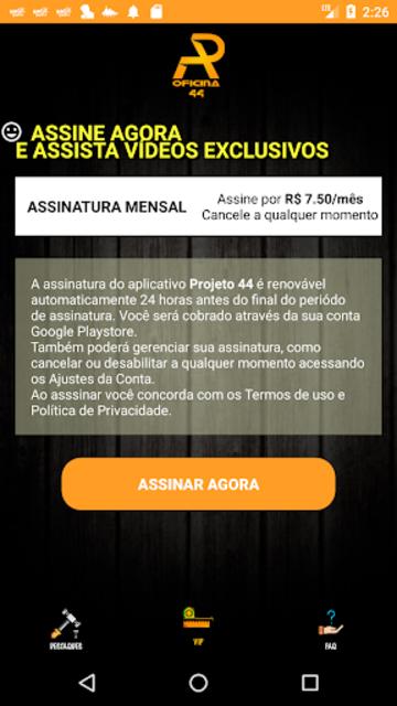 Adilson Pinheiro screenshot 3