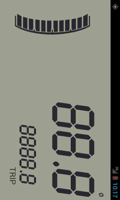 Digital Fuel Meter: Digifuel screenshot 1
