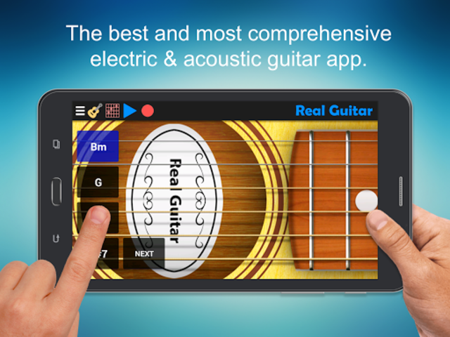 Real Guitar - Guitar Playing Made Easy. screenshot 6