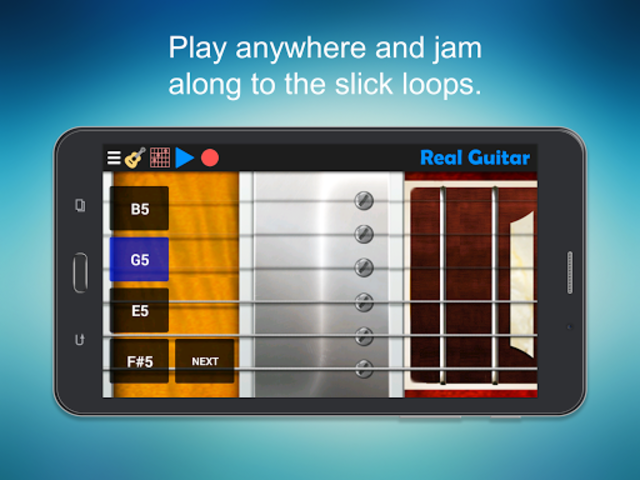 Real Guitar - Guitar Playing Made Easy. screenshot 9