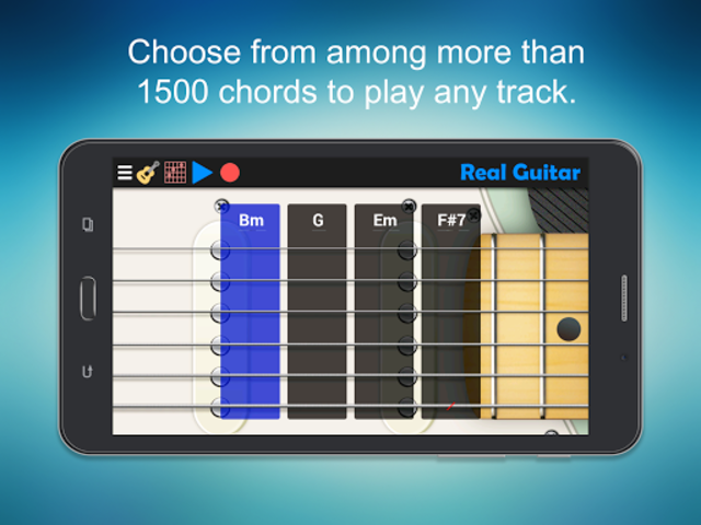 Real Guitar - Guitar Playing Made Easy. screenshot 13