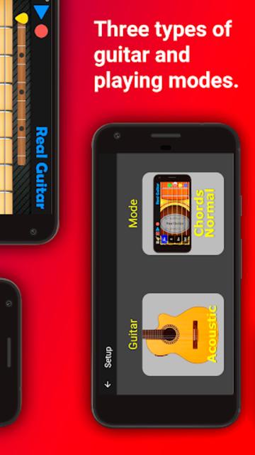 Real Guitar - Guitar Playing Made Easy. screenshot 2