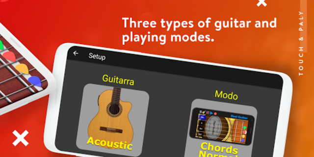 Real Guitar - Guitar Playing Made Easy. screenshot 7