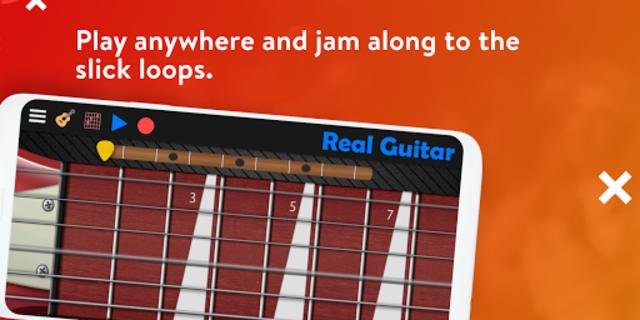 Real Guitar - Guitar Playing Made Easy. screenshot 9