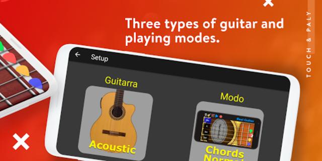 Real Guitar - Guitar Playing Made Easy. screenshot 12