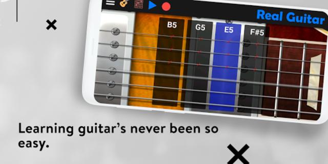 Real Guitar - Guitar Playing Made Easy. screenshot 15