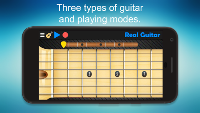 Real Guitar - Guitar Playing Made Easy. screenshot 2