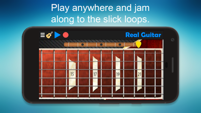 Real Guitar - Guitar Playing Made Easy. screenshot 4
