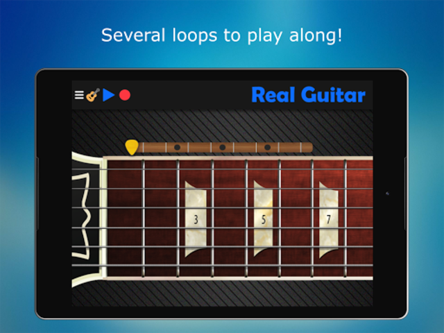 Real Guitar - Guitar Playing Made Easy. screenshot 16