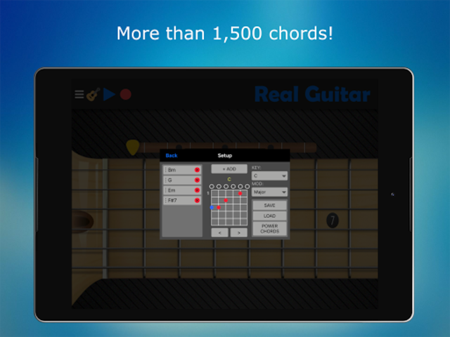 Real Guitar - Guitar Playing Made Easy. screenshot 17