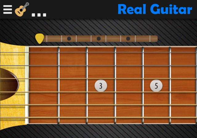 Real Guitar - Guitar Playing Made Easy. screenshot 18