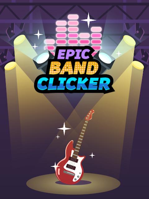 Epic Band Clicker - Rock Star Music Game screenshot 8