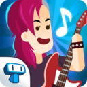 Icon for Epic Band Clicker - Rock Star Music Game