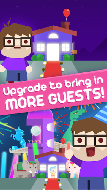 Epic Party Clicker - Throw Epic Dance Parties! screenshot 3