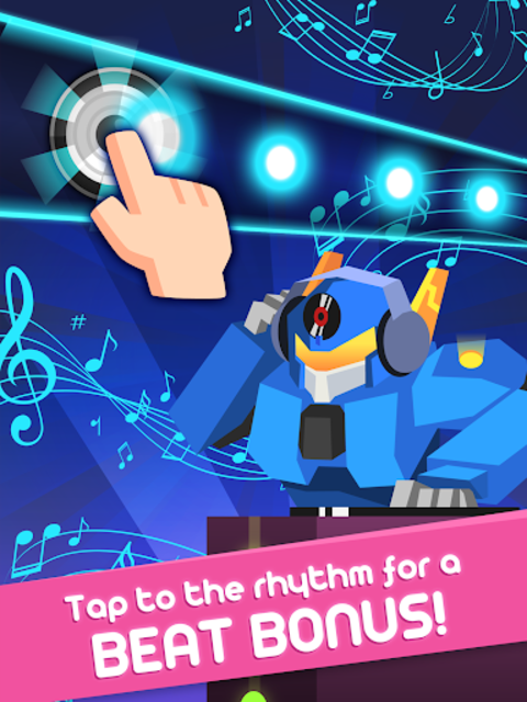 Epic Party Clicker - Throw Epic Dance Parties! screenshot 9