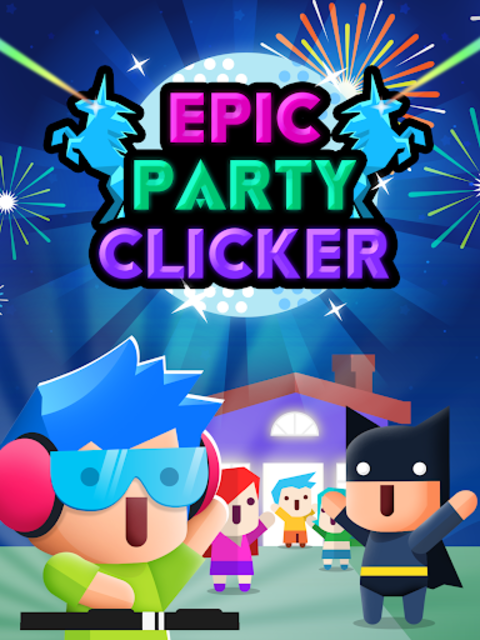 Epic Party Clicker - Throw Epic Dance Parties! screenshot 10