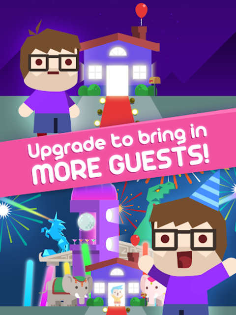 Epic Party Clicker - Throw Epic Dance Parties! screenshot 13