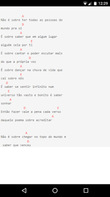 Uke Cifras para Ukulele screenshot 3