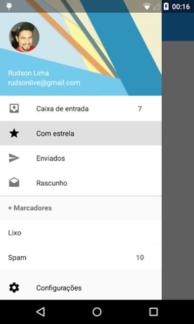 Navigation Drawer - Live-O screenshot 2