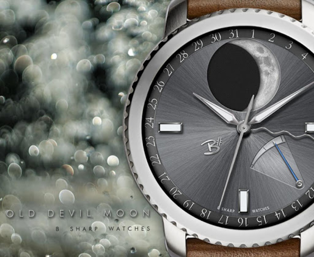 Old Devil Moon - watch face for smart watches screenshot 7