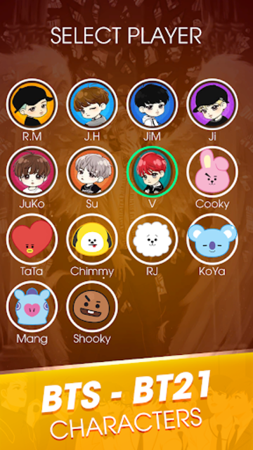 Kpop Dancing Bts Songs - Music Bts Dance Line screenshot 4