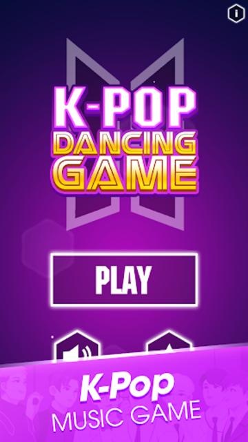 Kpop Dancing Songs - Music BTS Dance Line screenshot 1