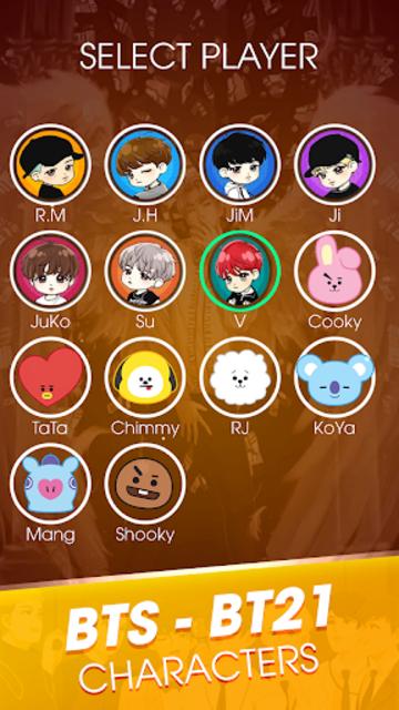 Kpop Dancing Songs - Music BTS Dance Line screenshot 2