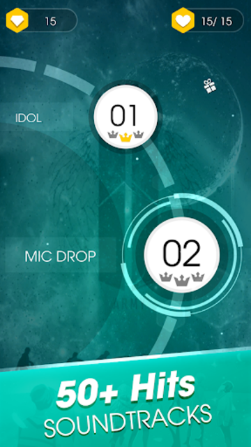 Kpop Dancing Songs - Music BTS Dance Line screenshot 5
