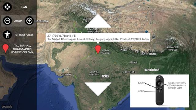 TV Maps screenshot 1