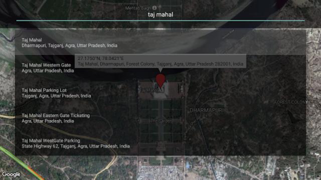TV Maps screenshot 4