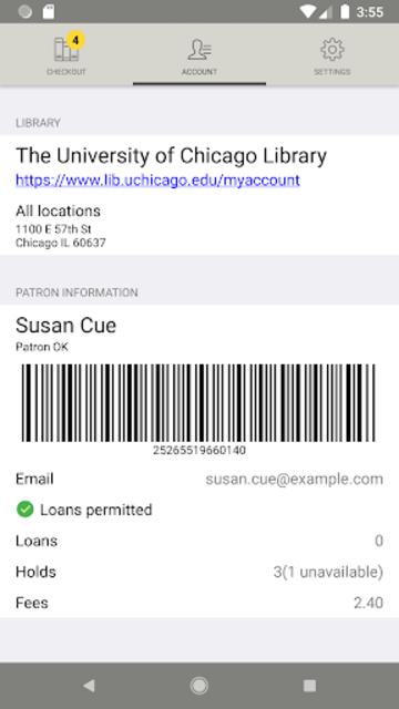 Checkout UChicago screenshot 3