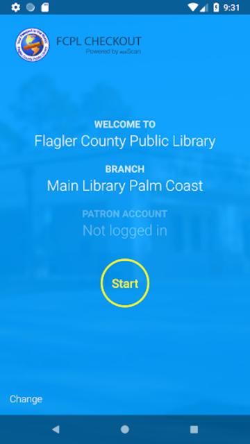 FCPL Checkout screenshot 1