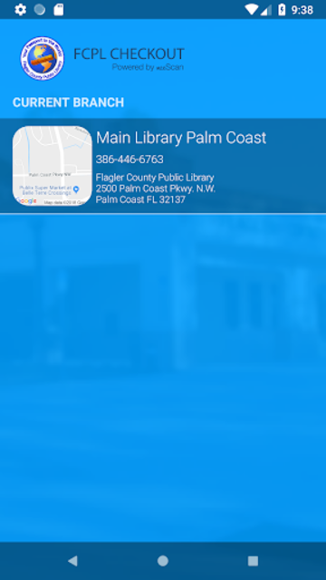 FCPL Checkout screenshot 2