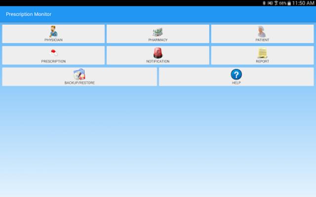 Prescription Monitor screenshot 9