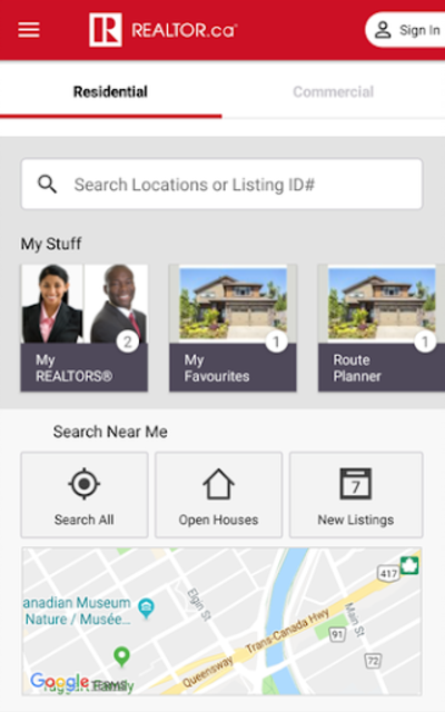 REALTOR.ca Real Estate & Homes screenshot 3