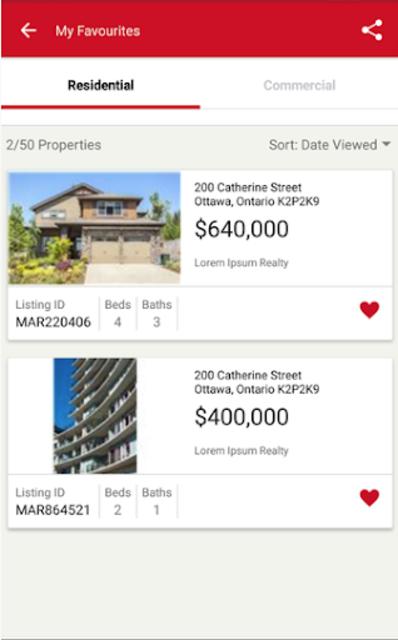 REALTOR.ca Real Estate & Homes screenshot 5