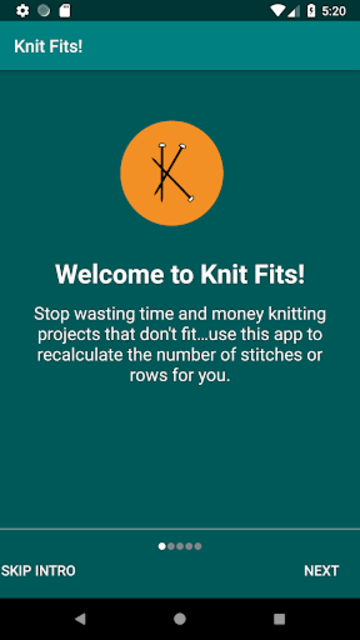 Knit Fits! screenshot 1