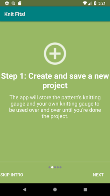 Knit Fits! screenshot 2