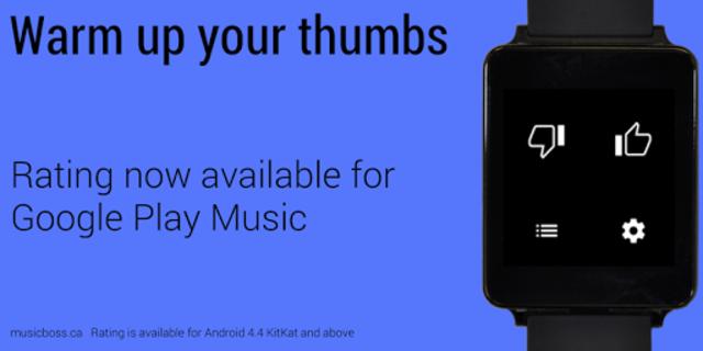 Music Boss for Wear OS - Control Your Music screenshot 9