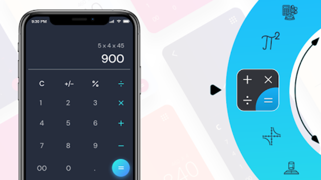 Scientific Calculator, Scientific calc, Calculator screenshot 3