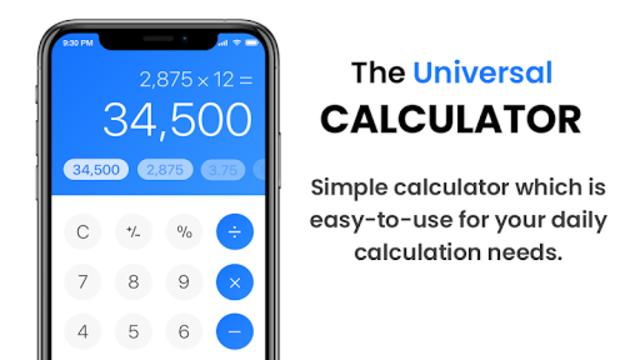 Scientific Calculator, Scientific calc, Calculator screenshot 5